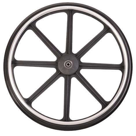 Medline 16-18 Inches Quick Release Rear Wheel Assembly