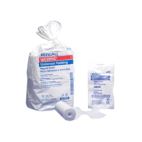 Covidien Kendall Webril 100% Cotton Undercast Padding