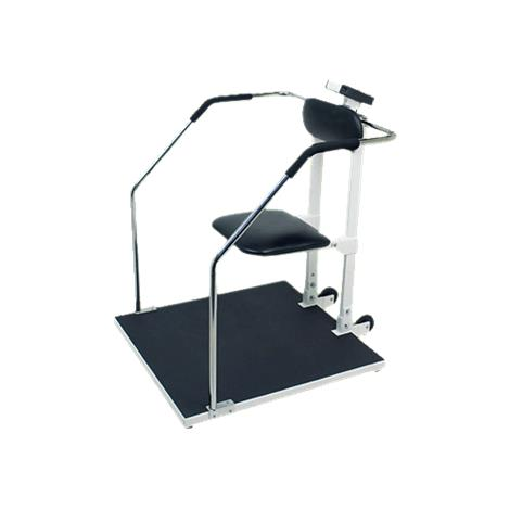 Detecto Bariatric Flip Seat Chair Scale