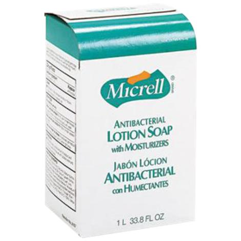 Gojo Micrell  Antibacterial Lotion Soap