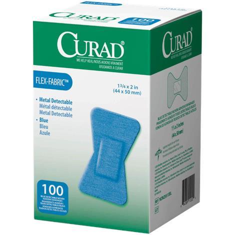 Medline Curad Flex-Fabric Detectable Adhesive Bandages