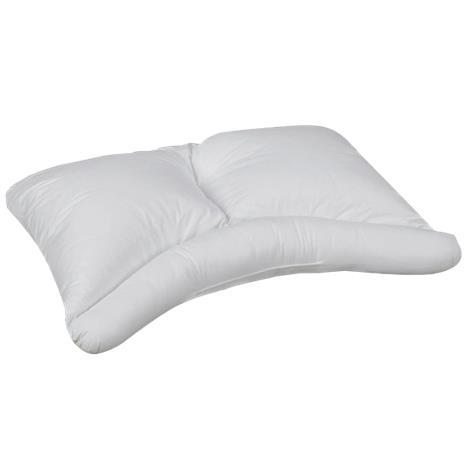 Mabis DMI HealthSmart Side Sleeper Pillow