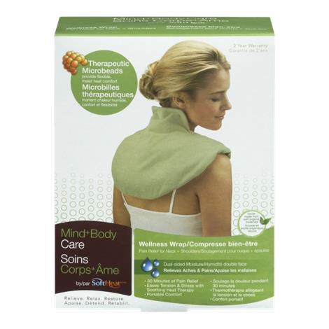 Kaz SoftHeat Mind and Body Care Wellness Wrap