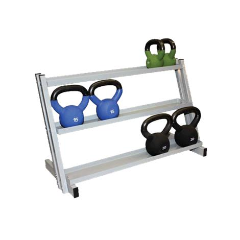 Ideal Kettlebell Weight Storage Rack