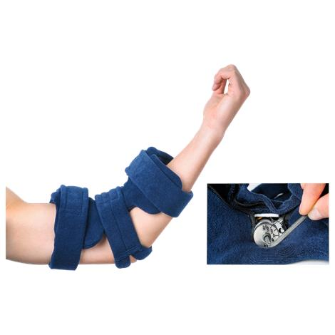 Comfy Goniometer Elbow Orthosis