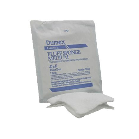 Derma Gazetex Cotton Fluff Sponges