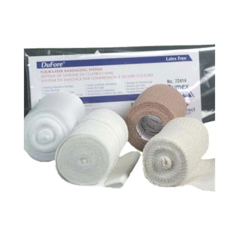 Derma Dufore Four Layer Bandaging System