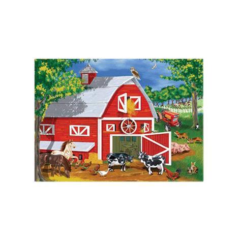 Melissa & Doug Barnyard Jigsaw Puzzle