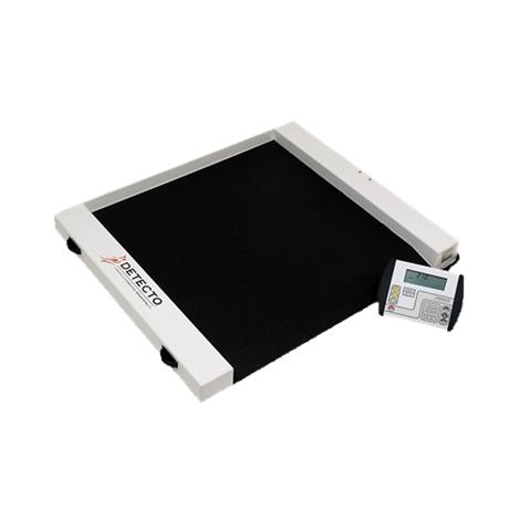 Buy Detecto Roll-A-Weigh Wheelchair Scale