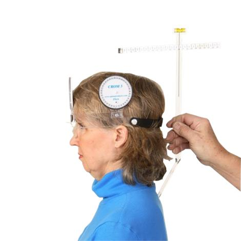 CROM 3 - Cervical Range-of-Motion Instrument