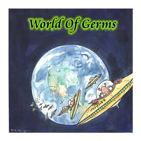 Glo Germ World of Germs CD on Handwashing