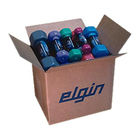 Elginex Vinyl Dumbbells