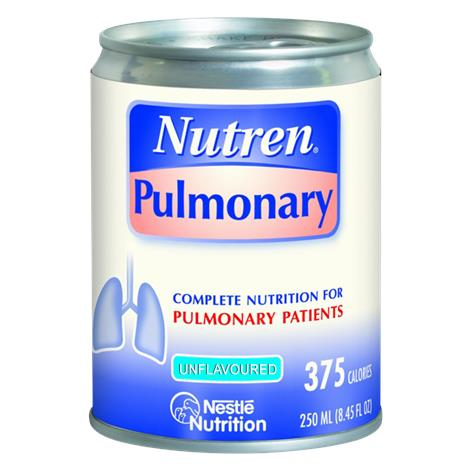 Nestle Nutren Pulmonary UltraPak Complete Nutrition Liquid