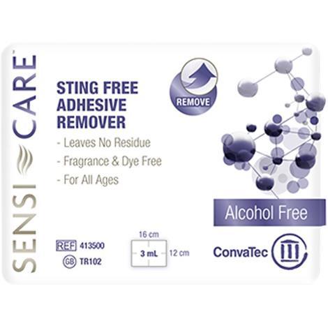 Buy ConvaTec Sensi-Care Sting Free Adhesive Remover Wipe