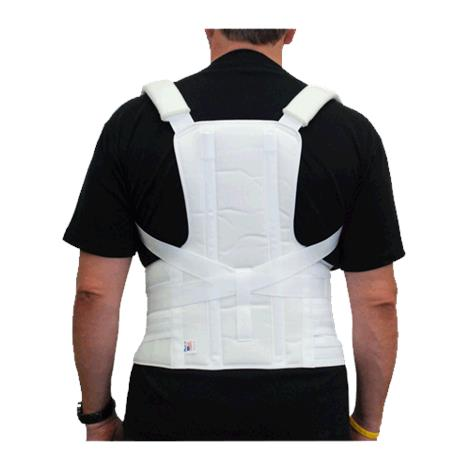 ITA-MED Men Thoracic LumboSacral Orthosis Posture Corrector