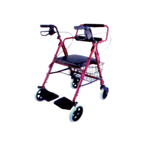 Rose Healthcare Transport Rollator