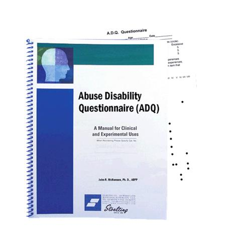 Stoelting Abuse Disability Questionnaire