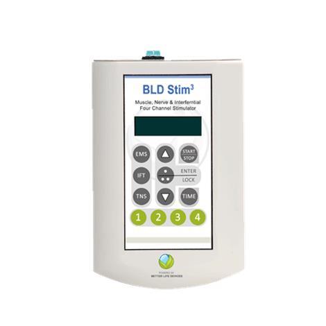 Medical Joint Venture BLD Stim3 Four Channel Portable EMS Unit
