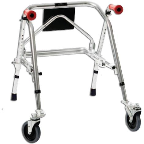 Kaye PostureRest Two Wheel Large Walker With Seat