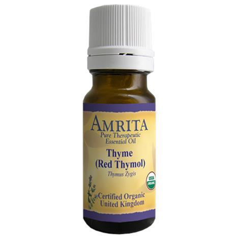 Amrita Aromatherapy Thyme Red Thymol Essential Oil