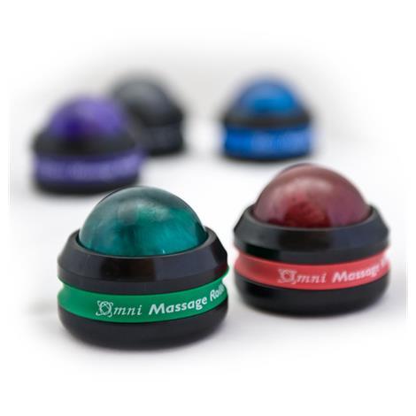 Core Omni Massage Roller with Black Cap