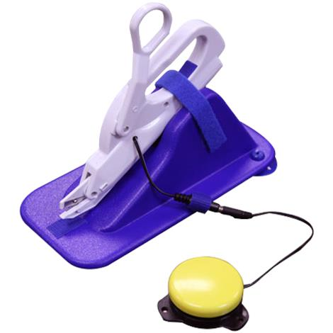 Battery Operated Switch Adapted Scissor