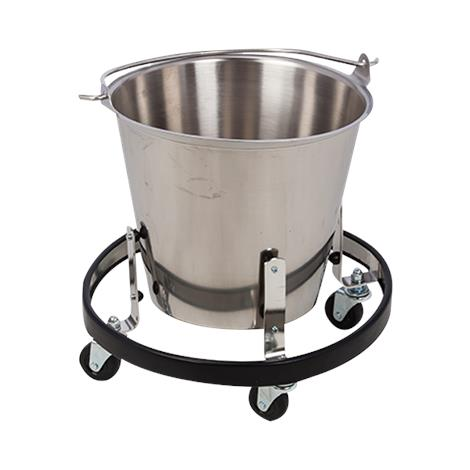 Brandt Stainless Steel Kick Bucket