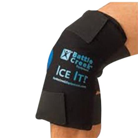 Battle Creek Ice It ColdComfort Cold Therapy Knee System