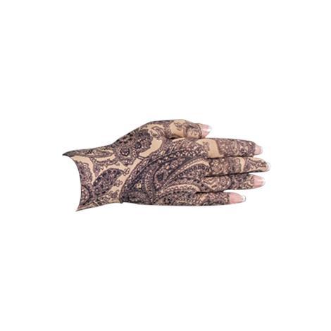 LympheDivas Black Paisley Compression Glove