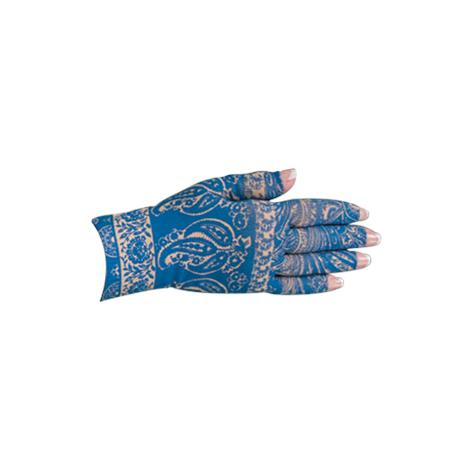 LympheDivas Blue Bandit Compression Glove