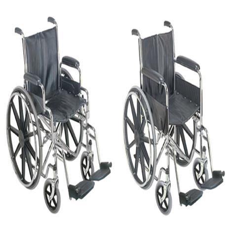 Buy Mabis DMI 18 Inch Wheelchair