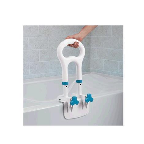 Homecraft Height Adjustable Tub Grab Bar