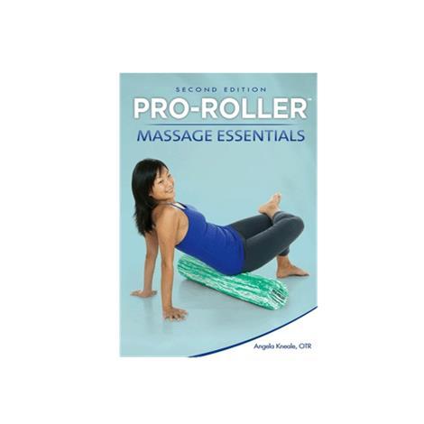 OPTP Pro-Roller Massage Essentials Book by Angela Kneale