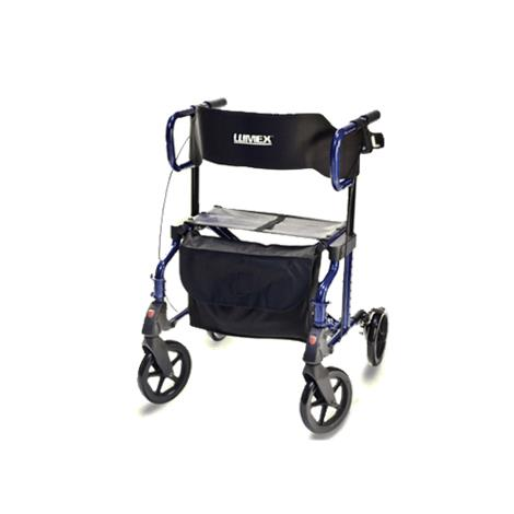 Graham-Field Lumex HybridLX Rollator Transport Chair
