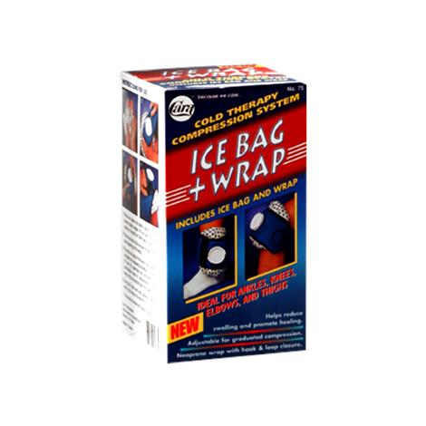 Cara Cold Therapy Compression Wrap with Ice Bag