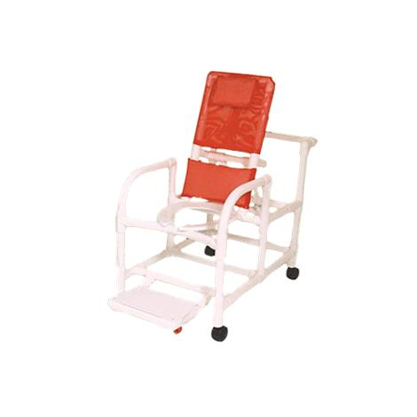 Buy Sammons Echo Line Reclining Shower and Commode Chair