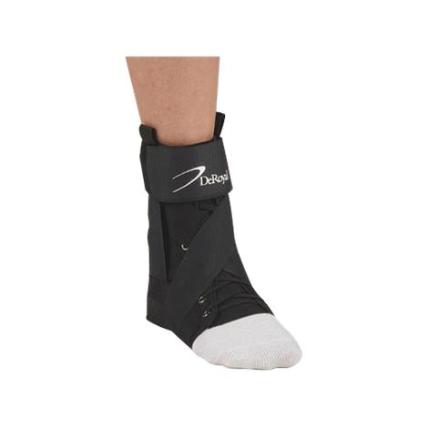 DeRoyal Sports Ankle Brace 2 with Cuff Closure