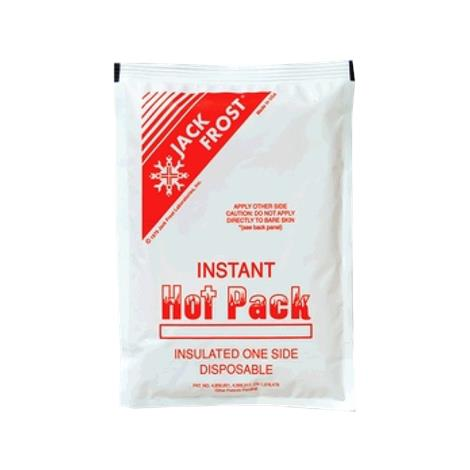 Cardinal Health Jack Frost Insulated Instant Hot Packs