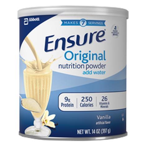 Abbott Ensure Original Complete Balanced Nutrition Powder