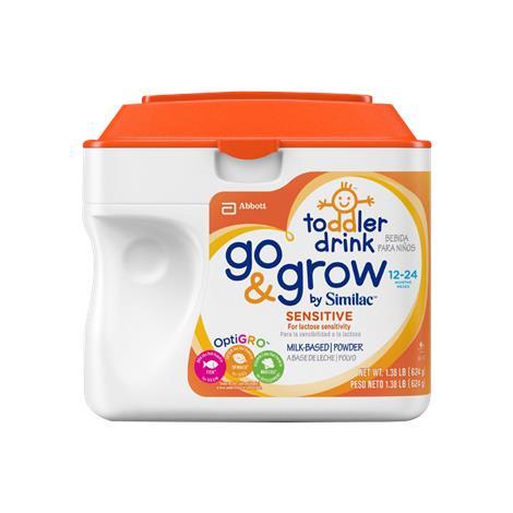 Abbott Similac Sensitive Go & Grow Toddler Nutrition Powder