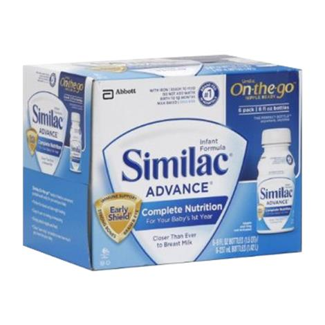 Abbott Similac Advance 20 Infant Formula With Iron