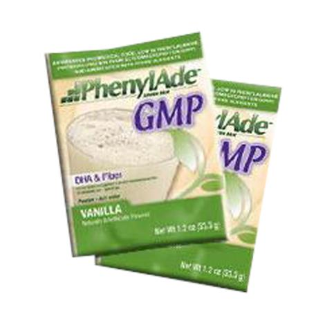 Applied Nutrition Phenylade GMP Vanilla-Flavored Powdered Formula