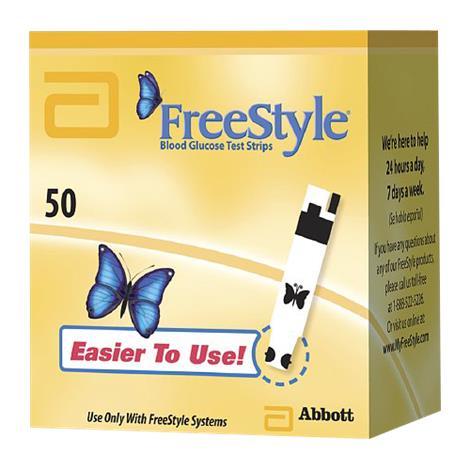 Buy Abbott FreeStyle Test Strips