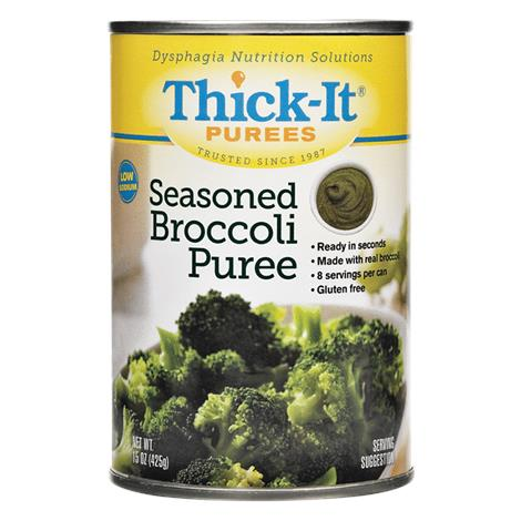 Kent Thick-It Seasoned Broccoli Puree