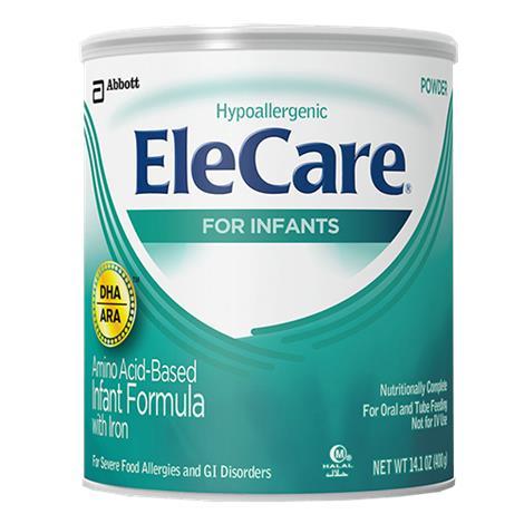 Abbott EleCare Amino Acid-Based Infant Formula with Iron