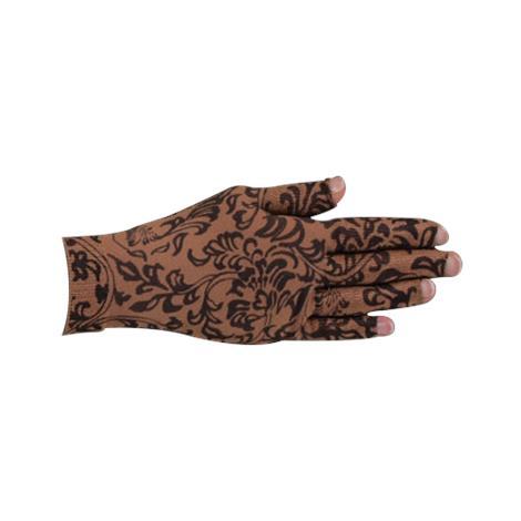 LympheDivas Damask Mocha Compression Glove