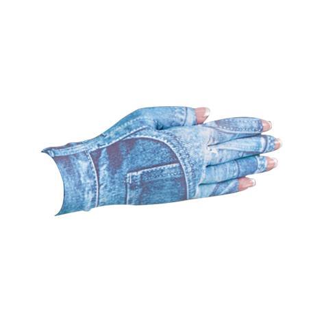 LympheDivas Denim Diva Compression Glove