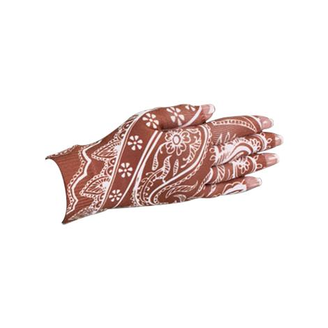 LympheDivas Daisy Dark Compression Glove