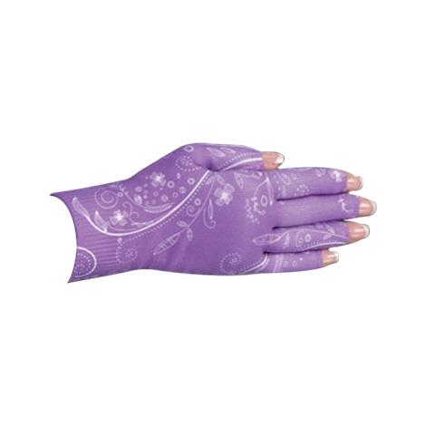 LympheDivas Firefly Purple Compression Glove