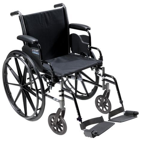 Drive Cruiser X4 Lightweight Dual-Axle Wheelchair